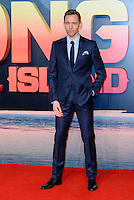 www.acepixs.com<br /> <br /> February 28 2017, London<br /> <br /> Tom Hiddleston arriving at the European premiere Of 'Kong: Skull Island' on February 28, 2017 in London<br /> <br /> By Line: Famous/ACE Pictures<br /> <br /> <br /> ACE Pictures Inc<br /> Tel: 6467670430<br /> Email: info@acepixs.com<br /> www.acepixs.com