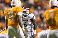 HAWGS ILLUSTRATED JASON IVESTER<br /> --10/03/15-- Arkansas vs Tennessee football
