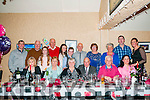 70th Birthday : Noreen Litchfield, Listowel & Leith East, Tralee celebrating her 70th birthday with family & friends at Eabha Joan's Restaurant, Listowel on Saturday night last.