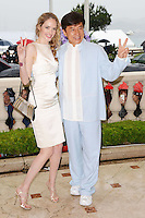 "Laura Wiessbecker and Jackie Chan attending the ""Chinese Zodiac"" Photocall during the 65th annual International Cannes Film Festival in Cannes, France, 18th May 2012...Credit: Timm/face to face /MediaPunch Inc. ***FOR USA ONLY***"