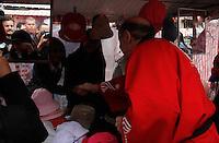 """SAO PAULO, 08 JULHO 2012 - ELEICOES 2012 - JOSE SERRA - TANABATA MATSURI - FESTIVAL DAS ESTRELA - O candidato a prefeitura de São Paulo Josse Serra acompanhado do seu vice Alexandre Scheneider durante visita na tarde deste domingo(08), o tradicional Festival das Estrelas """"Tanabata Matsuri"""" que acontece na da Praça da Liberdade bairro japones de São Paulo. (Fotos: Amauri Nehn/Brazil Photo Press)"""