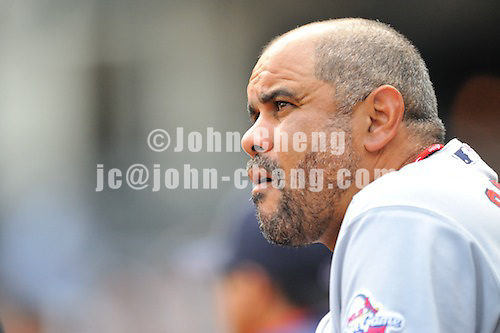 6/25/09 - Photo by John Cheng for FotoFile.  New York Mets vs St. Louis Cardinals at Citi Field in Flushing, NY.  Mets won 3-2.