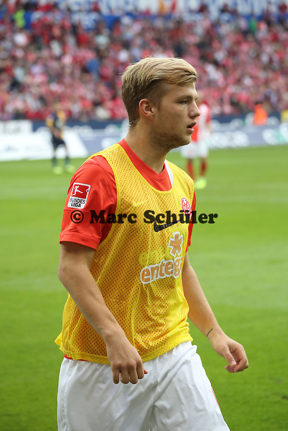 Johannes Geis (Mainz) - 1. FSV Mainz 05 vs. Eintracht Braunschweig, Coface Arena, 10. Spieltag
