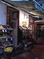 Fruit stand, Amalfi