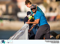 The Trofeo Princesa Sofia Iberostar celebrates this year its 50th anniversary in the elite of Olympic sailing in a record edition, to be held in Majorcan waters from 29th March to 6th April, organised by Club Nàutic S'Arenal, Club Marítimo San Antonio de la Playa, Real Club Náutico de Palma and the Balearic and Spanish federations. ©Pedro Martinez/SAILING ENERGY/50th Trofeo Princesa Sofia Iberostar<br /> 28 March, 2019