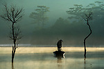 The ferryman by Luong Nguyen Anh Trung