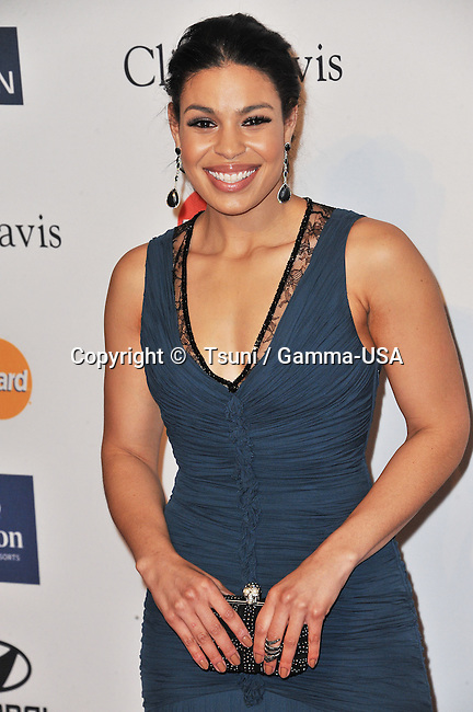 Jordin Sparks _101  at Clive Davis Pre Grammy Party at the Hilton Hotel In Los Angeles.