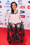 "Teresa Perales during the ""As sports Awards"" at Palace Hotel in Madrid, Spain. december 19, 2016. (ALTERPHOTOS/Rodrigo Jimenez)"