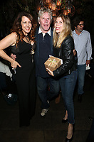 VENICE, CA - NOVEMBER 3: Joely Fisher, Gary Busey, Steffanie Sampson, at the Joely Fisher 50th Birthday Party at Wabi-Sabi In Venice, California on November 3, 2017. <br /> CAP/MPI/FS<br /> &copy;FS/MPI/Capital Pictures