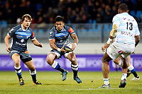 171209 European Champions Cup Rugby - Castres v Racing 92