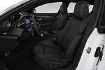 Front seat view of a 2019 Peugeot 508 GT-Line 5 Door Wagon front seat car photos