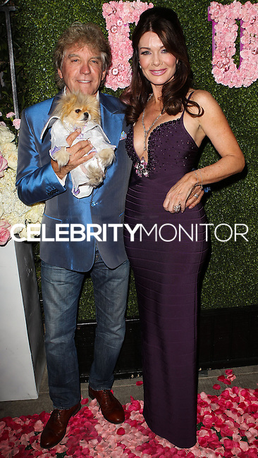 WEST HOLLYWOOD, CA, USA - MAY 13: Ken Todd, Giggy, Lisa Vanderpump at the Pump Lounge Grand Opening Hosted By Lisa Vanderpump And Ken Todd held at Pump Lounge on May 13, 2014 in West Hollywood, California, United States. (Photo by Celebrity Monitor)