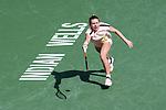 Simona Halep (ROU) defeated Petra Martic (CRO)