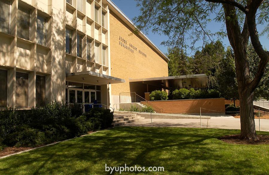 June GCS..Photo by Annie Jones/BYU.Jesse Knight Humanities Building (JKHB)