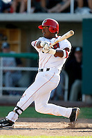 Jean Segura of the Orem Owlz (2009 Pioneer League) playing against the Casper Ghosts in Orem, UT - 07/26/2009..Photo by:  Bill Mitchell/Four Seam Images..