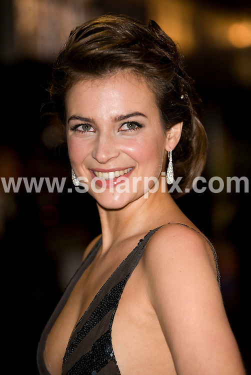 "**ALL ROUND PICTURES FROM SOLARPIX.COM**.**WORLDWIDE SYNDICATION RIGHTS**.Red carpet arrivals at the Royal performance and World Premiere of  ""A Bunch Of Amateurs"".  Held at the Odeon, Leicester Square, London, UK. 17th November 2008..This pic: Camilla Arfwedson..JOB REF: 7927 SSD     DATE: 17_11_2008.**MUST CREDIT SOLARPIX.COM OR DOUBLE FEE WILL BE CHARGED* *UNDER NO CIRCUMSTANCES IS THIS IMAGE TO BE REPRODUCED FOR ANY ONLINE EDITION WITHOUT PRIOR PERMISSION*"
