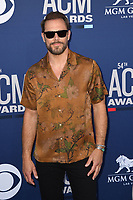 LAS VEGAS, NEVADA - APRIL 07: Little Big Town, Jimi Westbrook attends the 54th Academy Of Country Music Awards at MGM Grand Hotel &amp; Casino on April 07, 2019 in Las Vegas, Nevada. <br /> CAP/MPIIS<br /> &copy;MPIIS/Capital Pictures