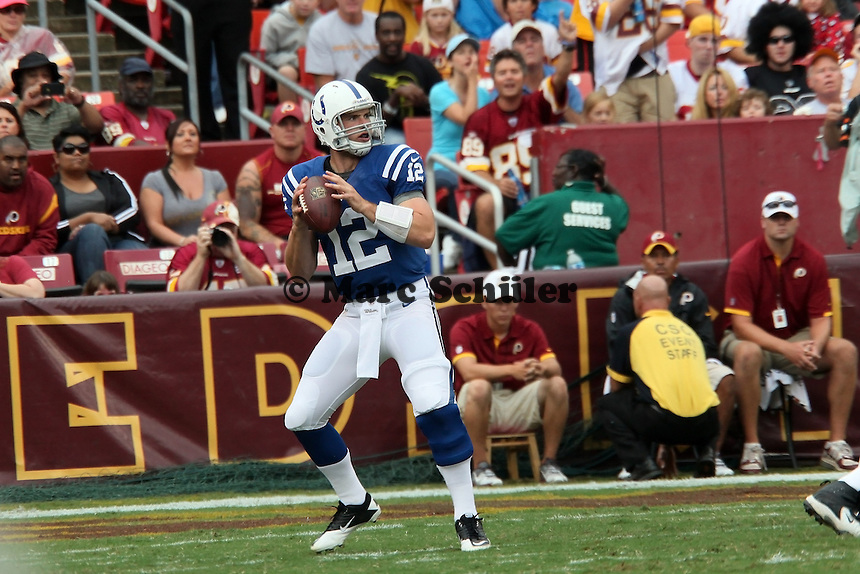 QB Andrew Luck (Colts)