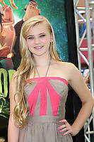 """LOS ANGELES - AUG 5:  Sierra McCormick arrives at the """"ParaNorman"""" Premiere at Universal CityWalk on August 5, 2012 in Universal City, CA ©mpi27/MediaPunch Inc"""