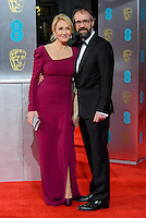 www.acepixs.com<br /> <br /> February 12 2017, London<br /> <br /> JK Rowling and Neil Murray arriving at the 70th EE British Academy Film Awards (BAFTA) at the Royal Albert Hall on February 12, 2017 in London, England<br /> <br /> By Line: Famous/ACE Pictures<br /> <br /> <br /> ACE Pictures Inc<br /> Tel: 6467670430<br /> Email: info@acepixs.com<br /> www.acepixs.com