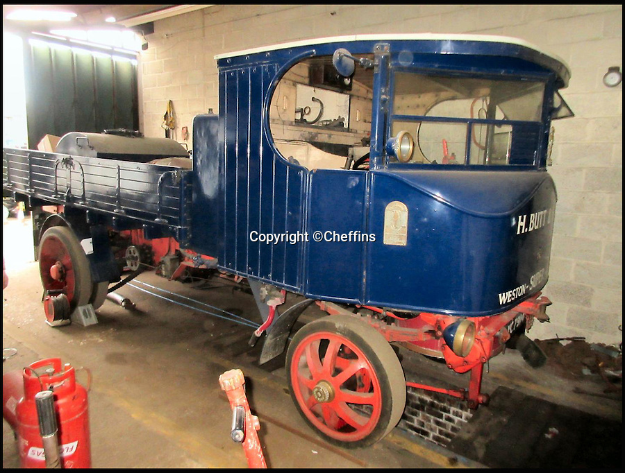 BNPS.co.uk (01202 558833)<br /> Pic: Cheffins/BNPS<br /> <br /> 1929 Sentinel five-tonne steam wagon called 'Deborah' sold for £80,000.<br /> <br /> A treasure trove of vintage tractors and steam engines collected by two enthusiasts have sold for a massive £1.5 million.<br /> <br /> John Keeley and his wife May amassed the hoard of rusty machines on their farm in Berkshire over a 40 year period.<br /> <br /> Their bizarre fleet included 50 vintage tractors and 15 steam engines and was so vast they were able to stage their own agricultural show that became a famous event.