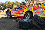 Feb 16, 2014; 3:27:39 PM; Ocala, FL., USA; The Third Annual Bubba Army Winter Nationals World Of Outlaws Super Late Models paying $12,000 to win at Bubba RaceWay Park.  Mandatory Credit: (thesportswire.net)