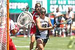 05-21-11 Coronado vs Cathedral Catholic Girls Div 2 Lacrosse Final