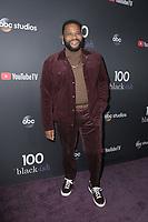 LOS ANGELES - NOV 10:  Anthony Anderson at the Black-ish 100th Episode Celebration at the Walt Disney Studios on November 10, 2018 in Burbank, CA