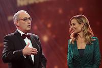 Guy Parmelin & Sandra Studer - Credit Suisse Sports Awards 2018