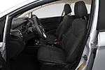 Front seat view of 2019 Ford Fiesta SE 4 Door Sedan Front Seat  car photos