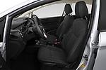 Front seat view of 2019 Ford Fiesta SE 4 Door Sedan Front Seat  car photos