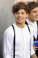 "Louis Tomlinson from the music group One Direction attending the ""Men In Black 3"" New York Premiere, held at the Ziegfeld Theater in New York City on 23.05.2012..credit: Jennifer Graylock/face to face..- No Italy, UK, Australia, France - / Mediapunchinc"