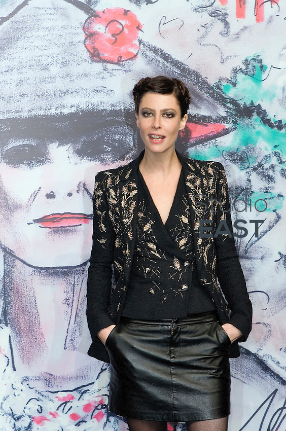 SHANGHAI, CHINA - December 03: Anna Mouglalis poses for a photograph at Chanel Fashion Show on December 3, 2009 in Shanghai, China. (Photo by Lucas Schifres/Getty Images)