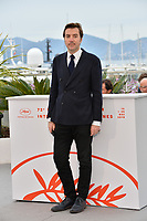 """CANNES, FRANCE. May 18, 2019: Albert Serra at the photocall for the """"Liberte"""" at the 72nd Festival de Cannes.<br /> Picture: Paul Smith / Featureflash"""