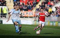 Rotherham United v Aston Villa - Championship