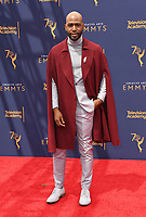 09 September 2018 - Los Angeles, California - Karamo Brown. 2018 Creative Arts Emmy Awards - Arrivals held at Microsoft Theater. <br /> CAP/ADM/BT<br /> &copy;BT/ADM/Capital Pictures