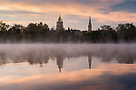 BJ 10.19.16 Sunrise 10564.JPG by Barbara Johnston/University of Notre Dame