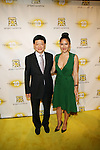 "Fang Zheng and Kristina Sukamto Attend Tenth Annual Project Sunshine Benefit, ""Ten Years of Evenings Filled with Sunshine"" honoring Dionne Warwick, Music Legend and Humanitarian Presented by Clive Davis Held At Cipriani 42nd street"