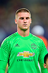 Manchester United goalkeeper Sam Johnstone during the International Champions Cup China 2016, match between Manchester United vs Borussia  Dortmund on 22 July 2016 held at the Shanghai Stadium in Shanghai, China. Photo by Marcio Machado / Power Sport Images