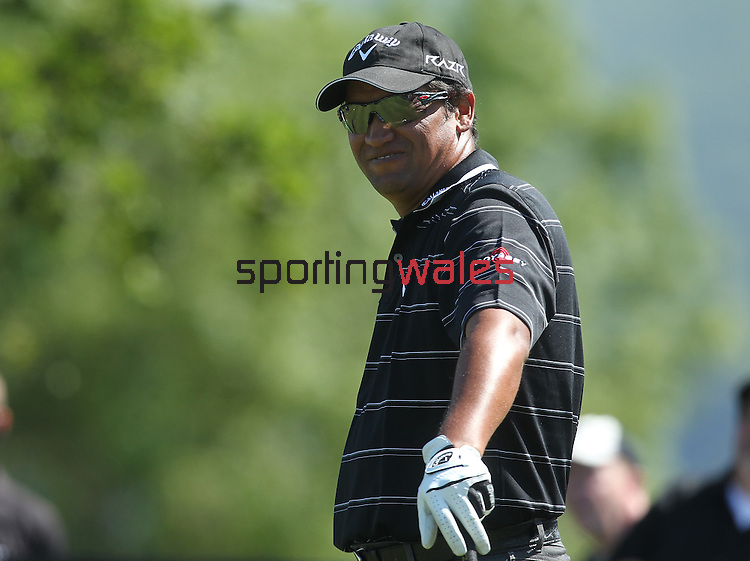 Michael Campbell.Saab Wales Open 2011.Twenty Ten Course - Celtic Manor Resort..02.06.11.©Steve Pope