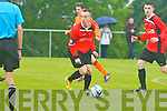 Park FC v St Kevins Boys Dublin in the National Cup U-16 Final in Dublin on Sunday.