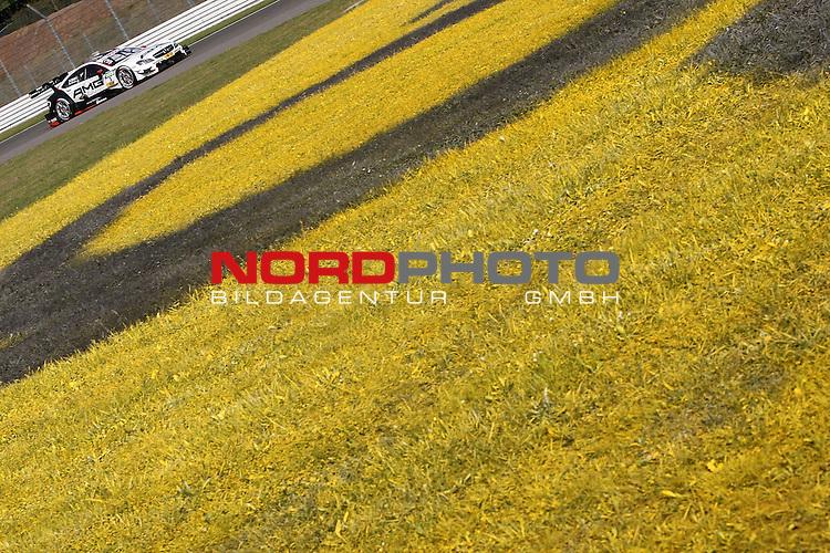 DTM 2015, 01.Lauf Hockenheimring, 01.05. - 03.05.15 <br /> Paul Di Resta (GBR#3) Silberpfeil Energy Mercedes-AMG C-Coup&eacute; <br /> <br /> <br /> <br /> Foto &copy; nordphoto /  Bratic