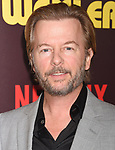 HOLLYWOOD, CA - APRIL 06:  Actor David Spade attends the premiere of Netflix's 'Sandy Wexler' at the ArcLight Cinemas Cinerama Dome on April 6, 2017 in Hollywood, California.