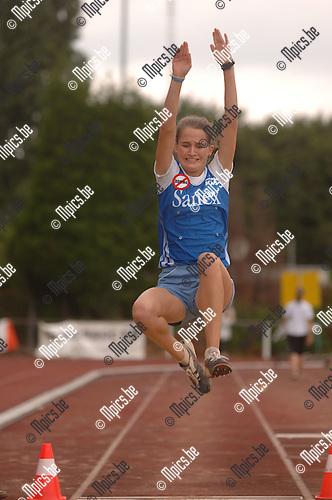 VK Atletiek: Elodie Allaert