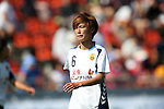 Chiaki Minamiyama (INAC),<br /> JUNE 15, 2014 - Football / Soccer : 2014 Nadeshiko League, between AS ELFEN SAITAMA 1-3 INAC KOBE LEONESSA at NACK 5 Stadium Omiya, Saitama, Japan. (Photo by Jun Tsukida/AFLO SPORT)
