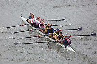 Crew: 134   Ardingly Rowing Club/Kingston Rowing Club/London RC   W.MasC.8+<br /> <br /> Veterans' Head of the River Race 2018<br /> <br /> To purchase this photo, or to see pricing information for Prints and Downloads, click the blue 'Add to Cart' button at the top-right of the page.