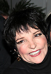 Liza Minnell attending the Liza Minnelli 67th Birthday Celebration at the Copa in New York City on 3/13/2013..