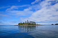Island in Haida Gwaii, British Columbia, Canada.