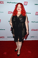 LOS ANGELES - NOV 21:  April Flores at the 2020 AVN Awards Nominations Party at the Avalon on November 21, 2019 in Los Angeles, CA