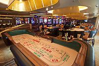 CT- Casino aboard HAL Koningsdam S. Caribbean Cruise, In Port 3 19